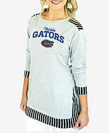 Gameday Couture Women's Florida Gators Striped Panel Long Sleeve T-Shirt
