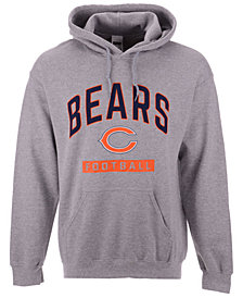 Authentic NFL Apparel Men's Chicago Bears Gym Class Hoodie