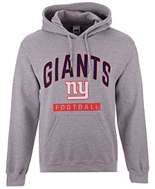 Authentic NFL Apparel Men's New York Giants Gym Class Hoodie