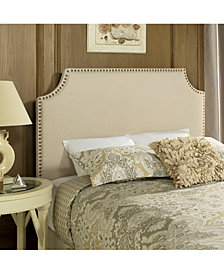 Brooks King And Cal King Headboard In Linen