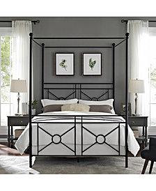 Montgomery Canopy Bed, Queen