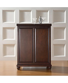 Cambridge Expandable Bar Cabinet