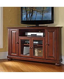 """Alexandria 48"""" Corner TV Stand"""