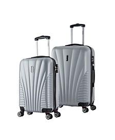 Chicago 2-Pc. Lightweight Hardside Spinner Luggage Set