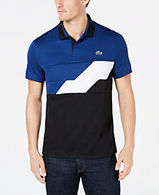 Lacoste Men's Ultra Dry Colorblocked Polo