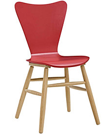 Modway Cascade Wood Dining Chair