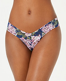 Hanky Panky Women's Florentina Low-Rise Lace Thong 5Q1584