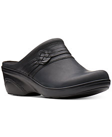 Clarks Collection Women's Marion Jess Mules