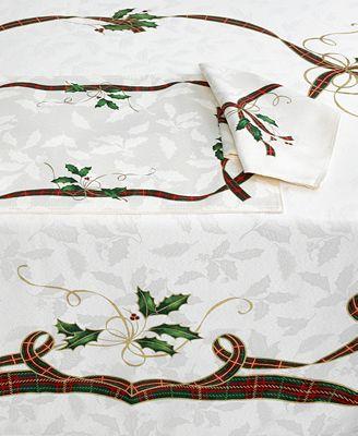 Lenox Holiday Nouveau Collection
