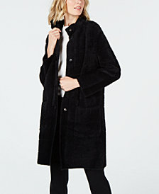 Nine West Long Sweater Jacket