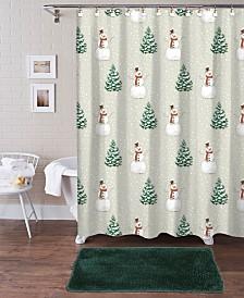 LAST ACT! Idea Nuova Happy Holidays Christmas Tree 16-Pc. Bath Set, Created for Macy's