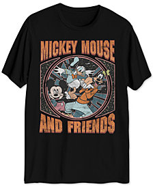Mickey Mouse & Friends Graphic T-Shirt