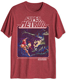 Super Metroid Men's Graphic T-Shirt