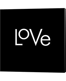 Love by GraphINC Canvas Art
