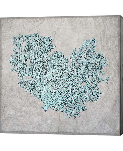 Metaverse Sea Leaf 4 By Lightboxjournal Canvas Art