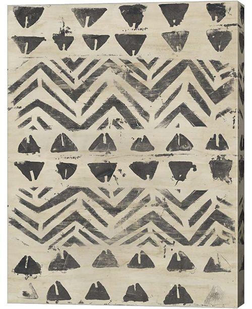 Metaverse Pattern Bazaar I By June Erica Vess Canvas Art
