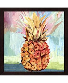 Pineapple By Posters International Studio Framed Art