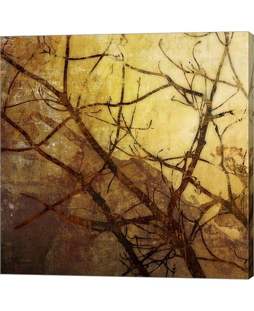 Metaverse Ombre Branches I By James Mcmaster Canvas Art