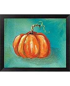 Pumpkin By Molly Susan Strong Framed Art