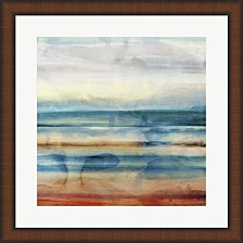 Crossing By Edward Selkirk Framed Art