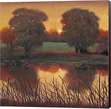 Early Evening Ii By Timothy O'Toole Canvas Art