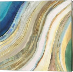 Agate I By Pi Galerie Canvas Art