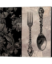 Victorian Table IV By Color Bakery Canvas Art