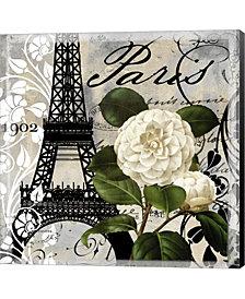 Paris Blanc I By Color Bakery Canvas Art