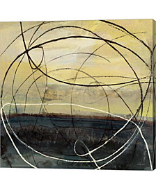 At Dawn Crop By Albena Hristova Canvas Art