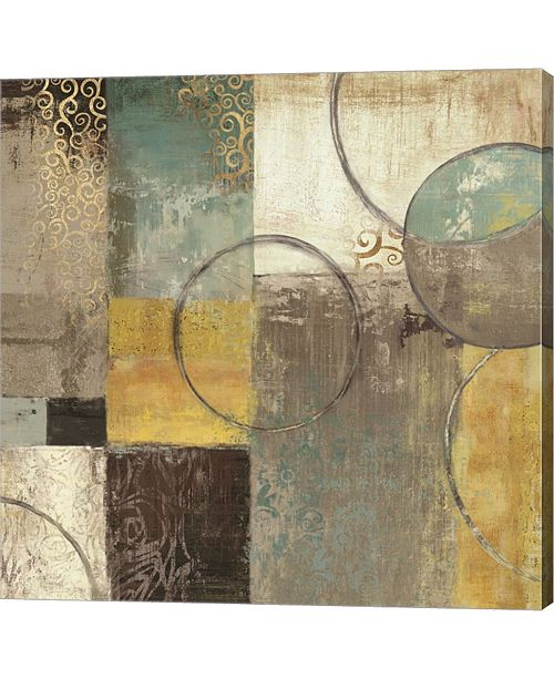 Metaverse Peace Of Mind II By Tom Reeves Canvas Art