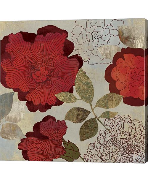 Metaverse Rosa Ii By Posters International Studio Canvas Art