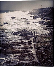 Point Arena Lighthouse By Lance Kuehne Canvas Art