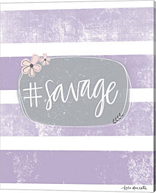 Savage by Katie Doucette Canvas Art