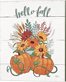Fall Fun Ii By Janelle Penner Canvas Art