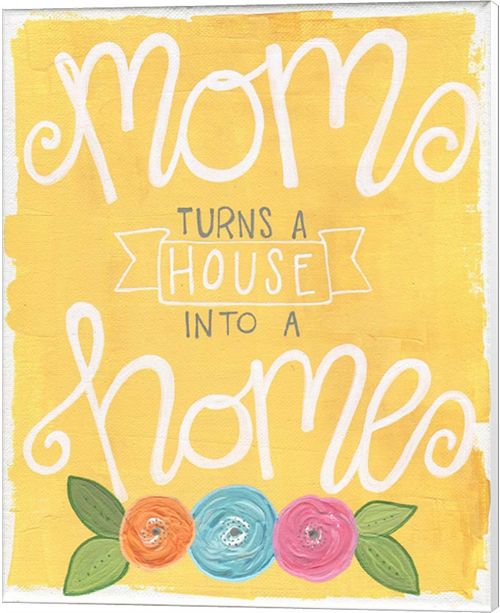 Metaverse Mom Turns A House Into A Home By Alli Rogosich Canvas Art