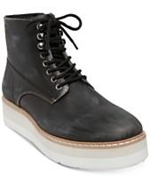 f3b84e78091 Self Made by Steve Madden Men s Sayne Platform Leather Boots