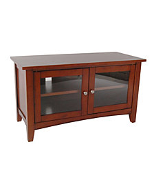 Shaker Cottage Storage Cabinet Bench