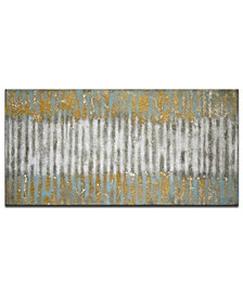 'Trunk' Abstract Canvas Wall Art, 30x60""