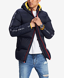 Tommy Hilfiger Men's Big and Tall Alpine Ski Jacket