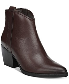 Fairmont Leather Western Booties