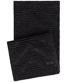 Calvin Klein Men's Textured Scarf