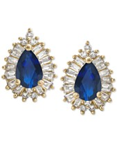 db57fd466 blue sapphire earrings - Shop for and Buy blue sapphire earrings ...