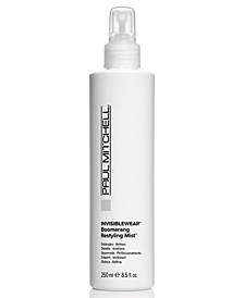 Invisiblewear Boomerang Restyling Mist, 8.5-oz., from PUREBEAUTY Salon & Spa