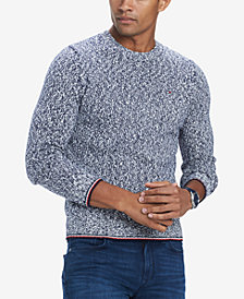 Tommy Hilfiger Men's Malcom Marled Sweater, Created for Macy's