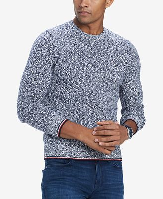 Tommy Hilfiger Mens Malcom Marled Sweater Created For Macys
