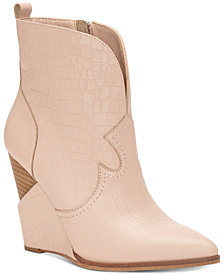 Jessica Simpson Hilrie Western Booties