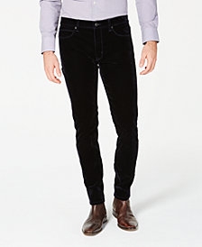 HUGO Men's Skinny-Fit Stretch Jeans