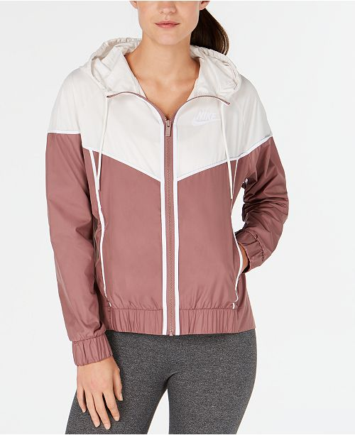 Nike Sportswear Windrunner Hooded Jacket  Nike Sportswear Windrunner Hooded  Jacket ... 782b7ac21