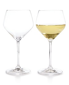 Extreme Oaked Chardonnay Glasses, Set of 2