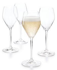 Riedel Prosecco Glasses, Set of 4